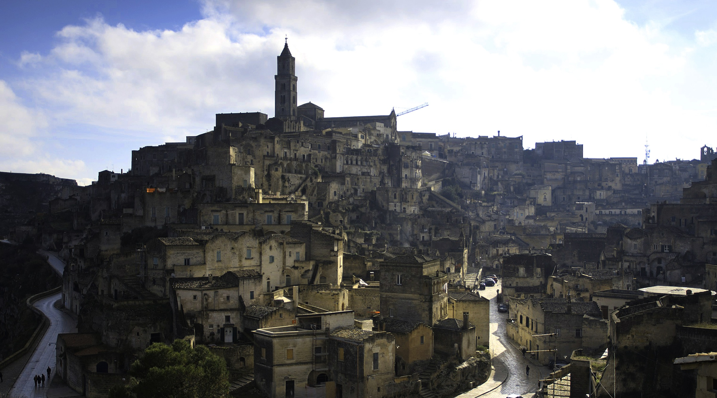 unMonastery in Matera, Italy
